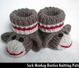 Sock Monkey Baby Boo..
